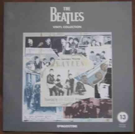 The Beatles ANTHOLOGY 1 Triple Vinyl LP Sealed DeAgostini
